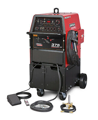 Lincoln Precision Tig 375 Tig Welder Ready Pak K2624-1