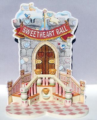 Cherished Teddies - Sweet Heart Ball Displayer - NEU - CRT096