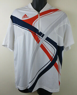 Activewear Tops Activewear Amicable Adidas Clima Cool T-shirt Mens Xl Red Clima 365 Tech Fit Warm And Windproof