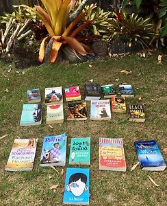 22 books. Please see pics provided for details Byron Bay Byron Area Preview