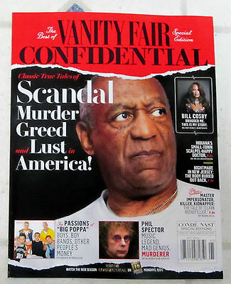 SCANDAL Murder GREED Lust In AMERICA Best Of VANITY FAIR CONFIDENTIAL Bill