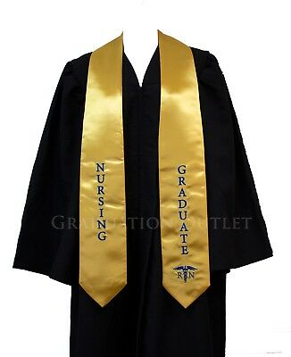 Nursing Graduate Embroidered Stole for - Stole For Graduation
