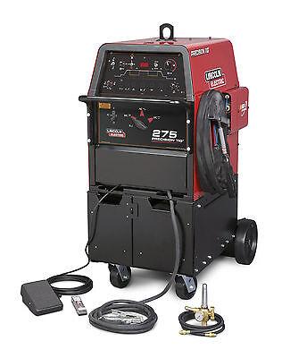 Lincoln Precision Tig 275 Welder K2618-1 Ready Pak