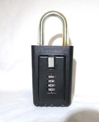 4 Digit Real Estate Lock Box - Key Storage Realtor Lockbox Vacation Rental