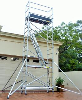 Mobile Aluminium Scaffolding – 5M Cannington Canning Area Preview