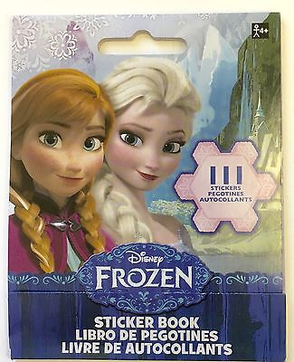 111 Disney Frozen Princess Elsa Anna Olaf Stickers Party Favors Teacher Supply ](Elsa Stickers)