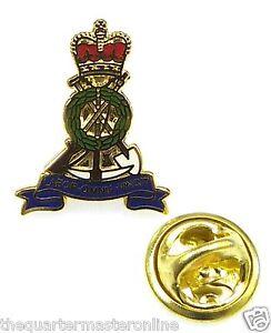 Royal Pioneer Corps Lapel Pin Badge