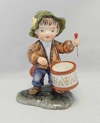 Lindner Kueps Bavaria Spirit of America Drummer Boy Figurine