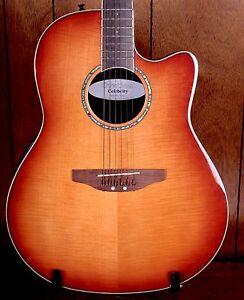 Ovation Celebrity CC28 Acoustic-Electric Guitar