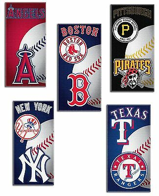 Beach Towel [NEW] MLB Blanket Vacation Summer Pool - Pick Team ()