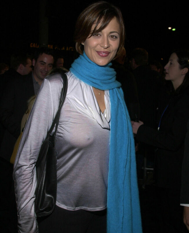 Catherine Bell See Through 8x10 Picture Celebrity Print