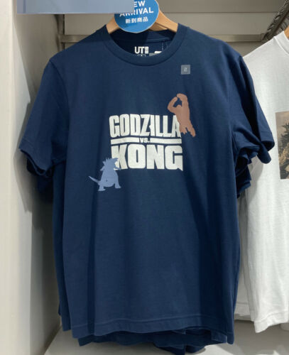 NWT UNIQLO UT Godzilla