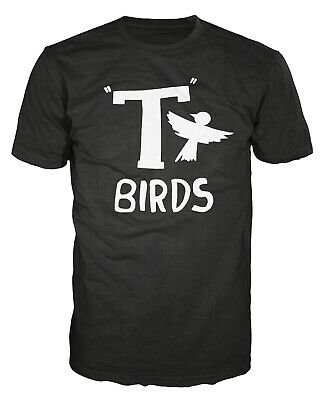 T Birds Grease (T-Birds Grease Funny Greasers Gang Travolta 50s Retro Classic)