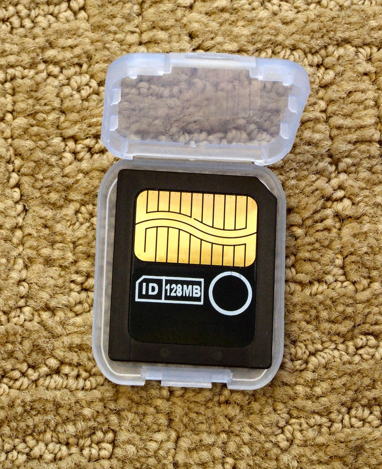 128mb accessory camera card digital memory photo smartmedia Vendor ID - Linux USB