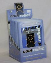 Cool Relief Box of 10 Gel Patch ICE PATCH Migraine Relief -sports Condell Park Bankstown Area Preview