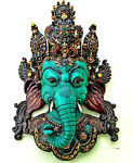 Wall Hanging Masks - Ethnic Wall Decor