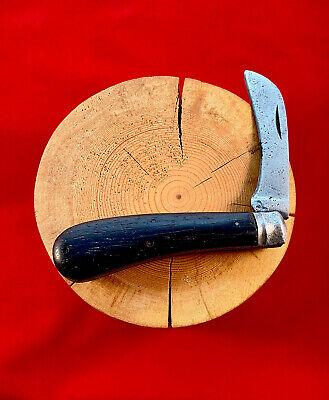 VINTAGE ULSTER KNIFE CO. HAWKBILL PRUNER KNIFE ( c. 1876-1941 ) USA