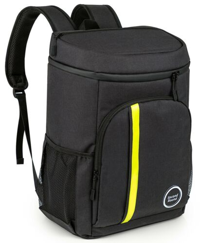 Insulated Cooler Backpack Lightweight Cooler Bag - 30 L - Leakproof Durable