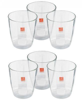 6er Set Pulsar Mixdrink Gläser 390ml Whiskyglas Wasserglas Saftglas Trinkglas (Mix-drink Gläser)