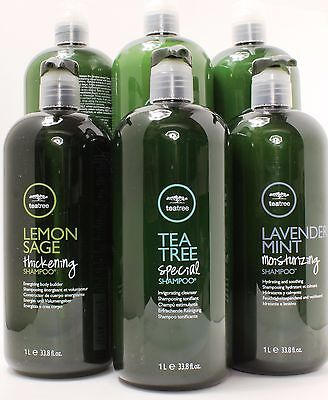 """paul mitchell shampoo and conditioner Liter Duo, """"Select Set"""""""