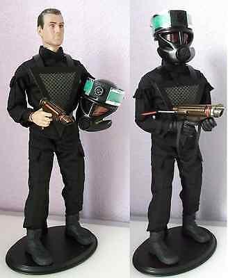 Blakes 7 Seven Federation Guard Liberator Teleport sci fi custom prop