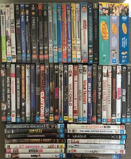 Bulk DVD Collection