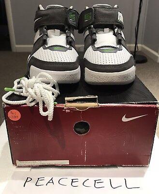 e8a31ec407d 2005 Nike Zoom Lebron 2 Dunkman Player Exclusive PE SZ 7.5