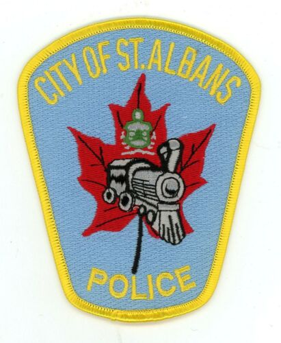 St. Albans Police Department Vermont