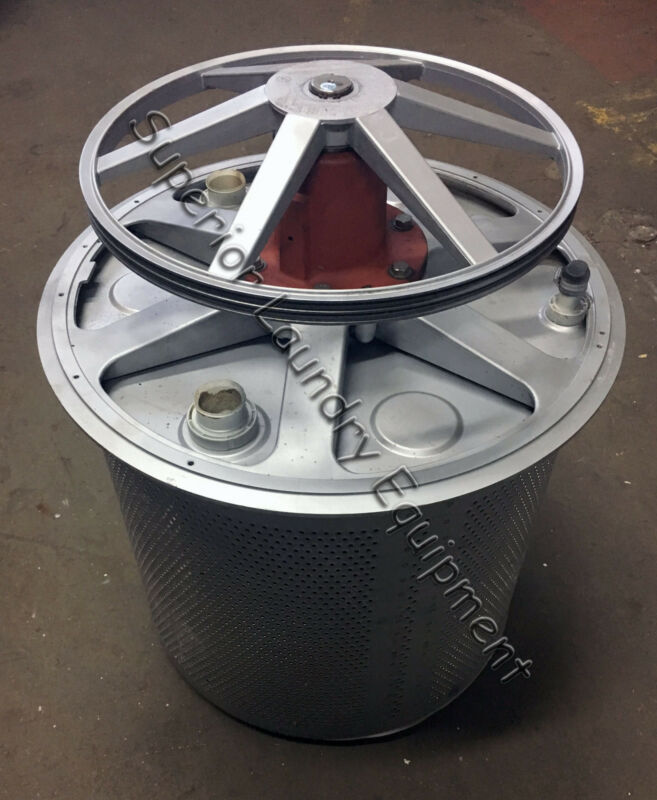 Wascomat W125 Basket Assembly, with New Bearing Kit