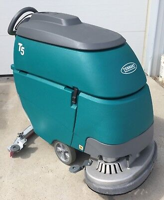 Tennant T5 28 Disk Scrubber