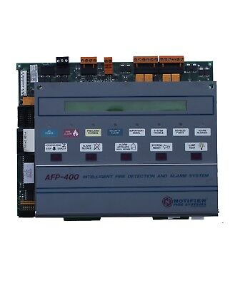 Notifier Afp-400 Fire Alarm Control Panel Replacement Board.
