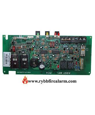 Fire-lite Mp-24 Fire Alarm Control Panel Replacement Board