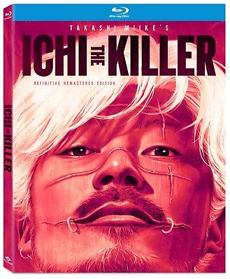 Ichi the Killer: Definitive Remastered Edition(Blu-ray)(WGU01965B)New,Well GoUSA