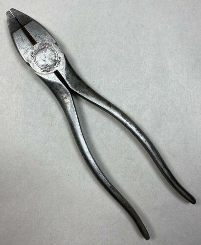 Vintage M. Klein & Sons Tools Date Code OMER Lineman