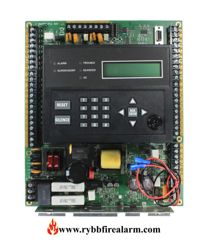 Silent Knight SK-5208 Replacement board (Key on display)