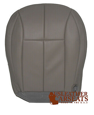 1999-2004 Jeep Grand Cherokee Driver Bottom Replacement Vinyl Seat Cover