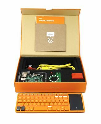 Kano Computer Kit Make Your Own Computer w/ Wireless Keyboard Learn to Code