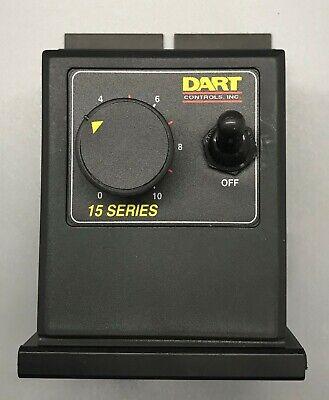 Dart Controls Variable Speed Control Model 15dve