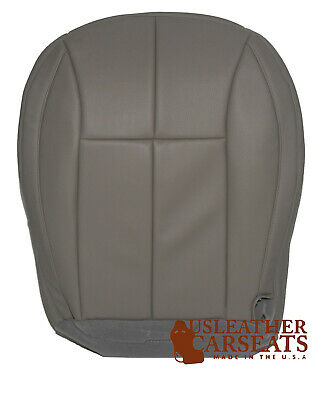 1999-2004 Jeep Grand Driver Bottom Replacement Synthetic Leather Seat Cover