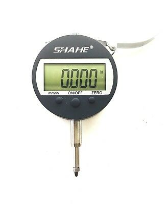 Digital Dial Indicator- 0.01mm0.0005 Range -free Extra Battery-free Shipping