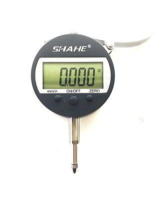 Digital Dial Indicator- 0.01mm0.0005 Range -free Extra Battery-free Shipping