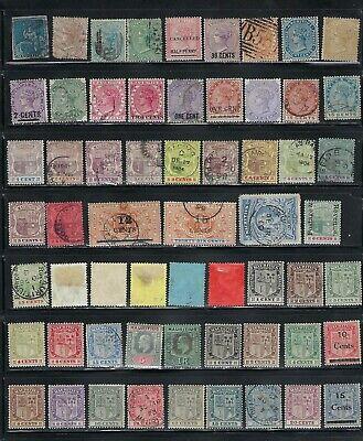 Mauritius Lot, 1858 to 1970