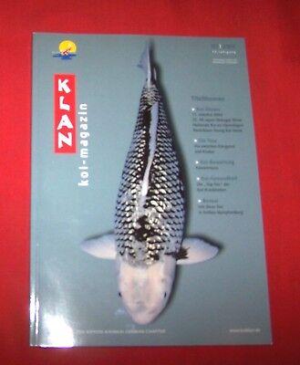 Klan Koi Magazin 2004 Nr  2 , 12. Jahrgang , Internationales Nishikigoi Magazin