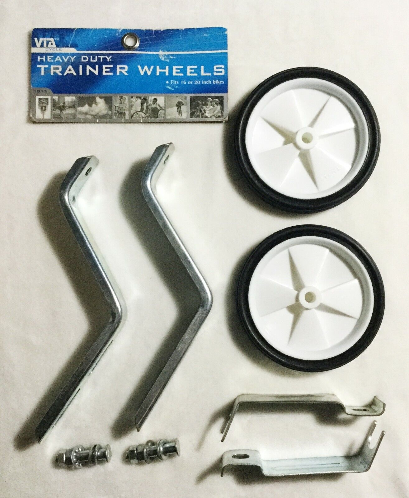 NEW Bicycle Trainer Training Wheels Fits 16 or 20 in Bike