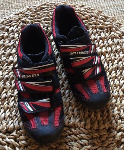 Specialized MTB Schuhe Damen 39/40 rot schwarz