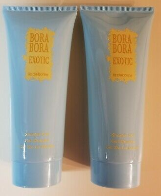 Bora Bora Exotic for Women Shower Gel Body Wash 2pk (Bora Bora Body Wash)