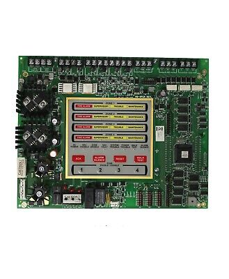 Notifier Sfp-2404 Fire Alarm Control Panel Replacement Board.