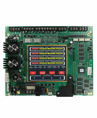 Fire-lite Ms-4 Fire Alarm Control Panel