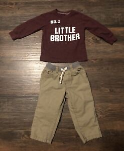 Carters size 12 month outfit