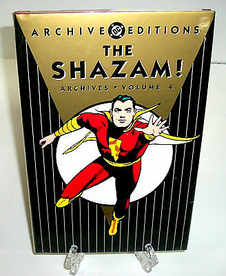 Shazam Volume 4 Dc Comics Archive Edition Hard Cover Hc New Sealed